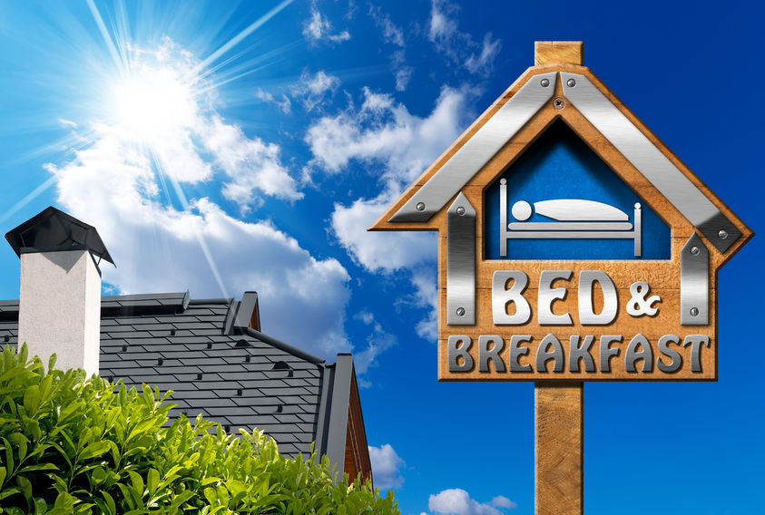 Portland, OR. Bed & Breakfast Insurance